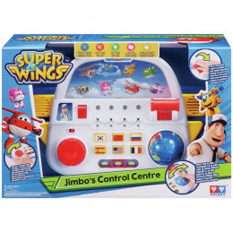 Super Wings - Centrum kontroli lotów - Jimbo's Control Centre - 710910
