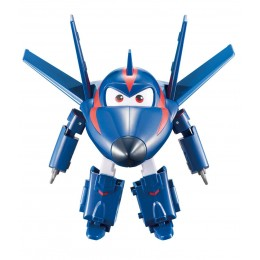 Super Wings - Transformujący Agent Chase 2w1 - Samolot i robot 720223