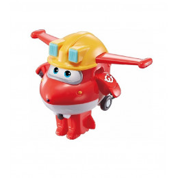 Super Wings - Bulit-it - Transformujący Dżetek - Figurka 6 cm - 730011