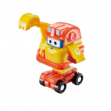 Super Wings - Koparka Scoop - Transformujący pojazd 730013