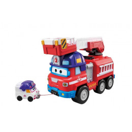 Super Wings – Sparky Rescue Riders - Wóz strażacki - 730824