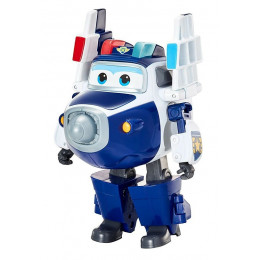 Super Wings – Transformujący samolot Supercharged – Paul – 740303