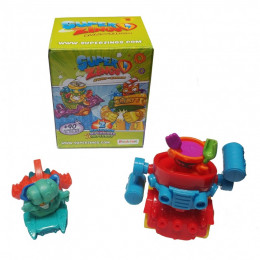 Super Zings - SuperBot – Figurka kolekcjonerska 3 seria - 10549