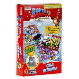 Super Zings – Gra bitewna + unikalna figurka Enigmy - 10748