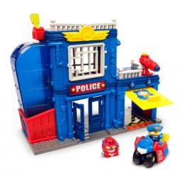 Super Zings - Posterunek policji w Kaboom City - Zestaw z figurkami 7341