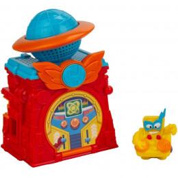 Super Zings - Kaboom Blaster z dźwiękiem - Pojemnik z figurką 8041