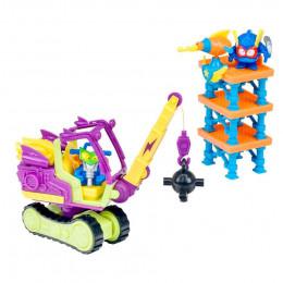 Super Zings - Totalna demolka - Zestaw z figurkami 8072