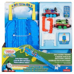 FP Take-n-Play Tomek i Przyjaciele Zestaw wyścigowy DLR99