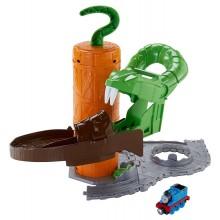 Kolejka Tomek Take-N-Play Zestaw Przygoda z wężem CDM88