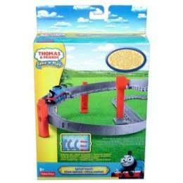 Kolejka Tomek Take-N-Play Zestaw Torów Spiralnych Y3277