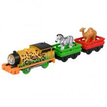Kolejka Tomek i Przyjaciele Track Master™ FXX56 Lokomotywa z napędem Percy Zwierzęca zabawa