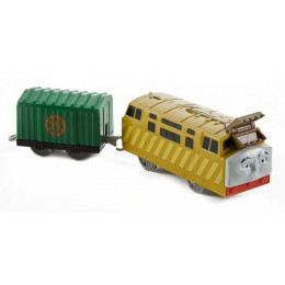 TRACKMASTER Kolejka Tomek Lokomotywa Diesel 10 BMK92