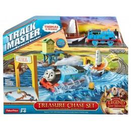 Kolejka Tomek i Przyjaciele Trackmaster CDB60 Tomek i skrzynia skarbów