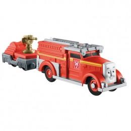 Fisher Price Trackmaster wóz strażacki Felek Flynn DFM81