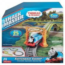 Fisher Price Tomek Trackmaster Przejazd przez bagno DVF75
