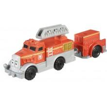 Kolejka Tomek i Przyjaciele Adventures Wóz strażacki Felek - Flynn DXR62