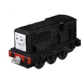 Kolejka Tomek Adventures Lokomotywa spalinowa Diesel DXT31