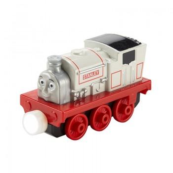 Kolejka Tomek Adventures - Świecąca lokomotywa Staś Stanley - DXV20