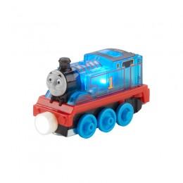 Kolejka Tomek Adventures DXV21 Świecąca lokomotywa Tomek - Thomas