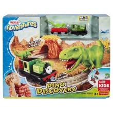 Kolejka Tomek i Przyjaciele Adventures FBC67 Przygoda Łukasza w Parku Dinozaurów