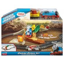 Kolejka Tomek i Przyjaciele Trackmaster Przygoda Tomka na ruchomym moście FBK07