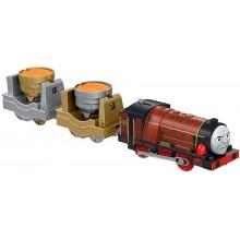 Fisher Price FBK18 Kolejka Tomek Trackmaster - Lokomotywa Huragan