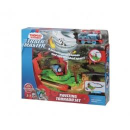 Kolejka Tomek i Przyjaciele Trackmaster Niebezpieczne Tornado FJK25
