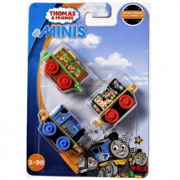 Tomek i Przyjaciele Minis - Mini lokomotywy - Yong Bao, Millie, Kanapkowy Sylwek GBP69