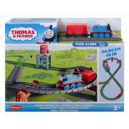 Tomek i Przyjaciele – Zestaw torów z kolejką - Stacja wodna GXD47