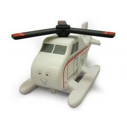 Kolejka drewniana Tomek Y4077 Helikopter Harold