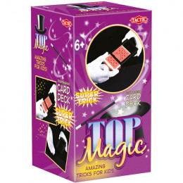 Tactic - Magiczne sztuczki TOP MAGIC - fioletowe 015279