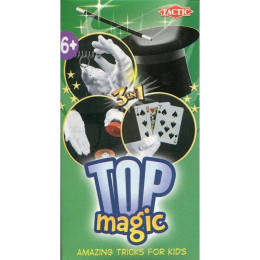 Tactic - Magiczne sztuczki TOP MAGIC - zielone 015279