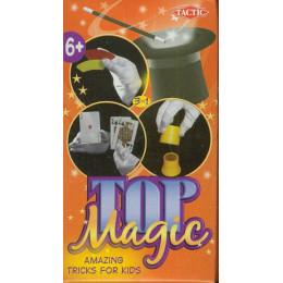 Tactic - Magiczne sztuczki TOP MAGIC - pomarańczowe 015279
