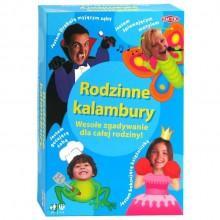 TACTIC 40566 Gra planszowa - Rodzinne kalambury