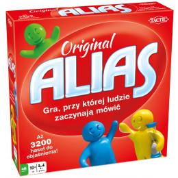 TACTIC - Alias Original Nowa Edycja - Gra planszowa - 53173