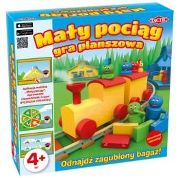 TACTIC 53673 Gra planszowa - Mały pociąg