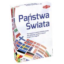 TACTIC - Państwa Świata - Gra edukacyjna 54807