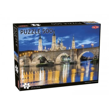 Tactic – Puzzle 500 elementów – Bazylika – 55258