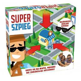 TACTIC - Gra planszowa Superszpieg - 55967