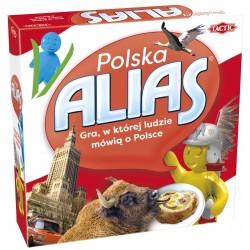 TACTIC – Gra edukacyjna – Alias Polska 56027