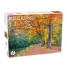 Tactic – Puzzle 1000 elementów – Droga przez las – 56238