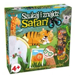 TACTIC - Gra - Szukaj i znajdź: Safari - 56399