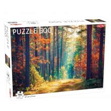 TACTIC - Puzzle 500 el. - Fall Forest - 56653