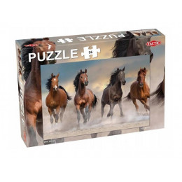 TACTIC - Puzzle 56 el. - Wild Horses - 56661