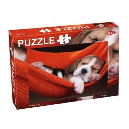 TACTIC - Puzzle 56 el. - Sleeping Puppy - 56662