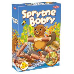 TACTIC - Gra - Sprytne bobry - 56884