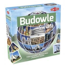 TACTIC – Gra karciana - Budowle Świata 58228