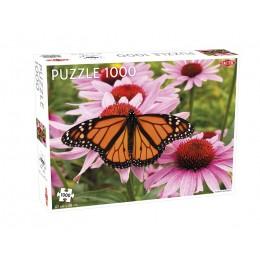 Tactic – Puzzle 1000 elementów – Motyl Monarcha – 58315