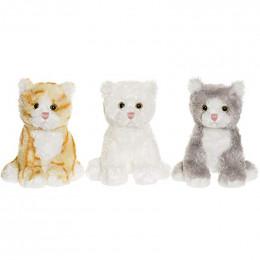 TeddyKompaniet 2007 Maskotka Busiga Katter - Kotek biały
