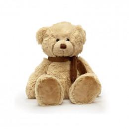 TeddyKompaniet 2093 Maskotka Eddie - Miś jasnobrązowy